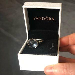 Pandora midnight star ring